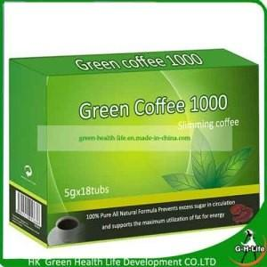 China Slimming Green Coffee 1000 Original Weight Loss No Side Effect on sale