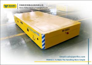 China large capacity battery powered trackless transfer wagon to move transfer materials on sale