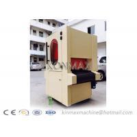 Metal Sheet Plate Abrasive Deburring Machine