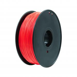 China Reliable 3D FDM Printer 1.75 ABS Filament With 50 Kinds Color , 340m Length on sale