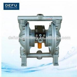 China QBY mini air operated double diaphragm stainless steel pumps on sale