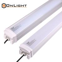 China supplier t8 led tube replacement 1200mm 40 watts 50 watts 60 watts waterproof ip65 led tri proof lamp