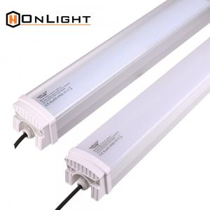 China China supplier t8 led tube replacement 1200mm 40 watts 50 watts 60 watts waterproof ip65 led tri proof lamp on sale