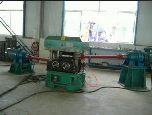 China 240mm Roll Straightening Machine With 30 M / Min For Roll Forming Machine on sale