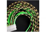 Wire / Cable Automotive Braided Sleeving For Fire Resistance Protection