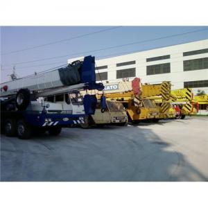 China Used crane used truck craneof TADANO 500T 2000Y on sale