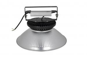 China 150w Ufo LED High Bay Lights Fixtures Bulbs With Cob Black Color Meanwell Driver on sale