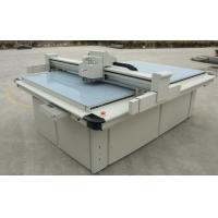 China Flatbed sign cutter plotter on sale