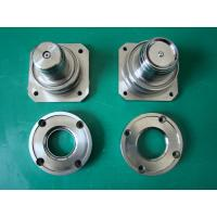 SS Precision Cnc Machined Parts 28-30 HRC Hardness ISO 9001 Approved