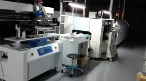 China smd components assembly line,led chips pick and place machine ,smt line ,smd system, on sale