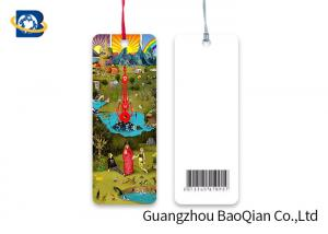 China Custom Unique Lenticular 3D Animal Bookmarks With Tassel For Gifts And Souvenirs on sale