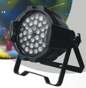 China 36pcs 3W (3in1) DJ LED PAR light with zoom on sale