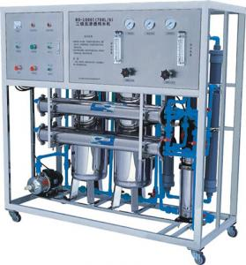 China 700L/H Reverse Osmosis system pure water making equipment on sale