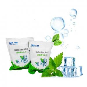 China cooling agent ws23 used for making icy e liquid with HALAL certificate on sale