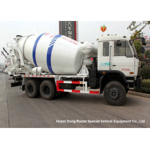 China DFAC 6x4 Small Concrete Mixer Truck 8 Cbm , Moblie Concrete Batch Truck on sale