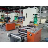 Auto MJ-800C Aluminum Foil Container Making Machinery  / production line