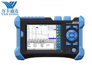 China Optical Time Domain Reflectometer TD600 SS24CF PON OTDR 1310 / 1550 / 1625nm , 38 / 36 / 34dB on sale