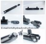 3000 PSI clevis welded double acting hydraulic cylinder from China manufacturer