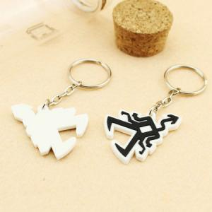 China 2014 new Promotional silicone key chain for gifts supplier