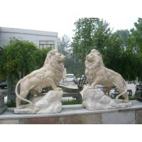 China Stone Animal sculpture for garden, marble animal sculptures,China sculpture manufacturer on sale
