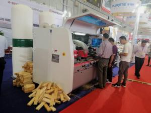 High Efficiency 4 Sided Wood Planer With Automatic Feeding
