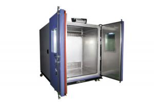 China Energy Saving Stainless Steel Climatic Test Chamber For Photovoltaic / Solar Panel on sale