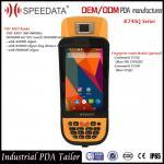 4.5'' Touch Screen Android Mobile Fingerprint Reader with Biometric Fingerprint  Modules