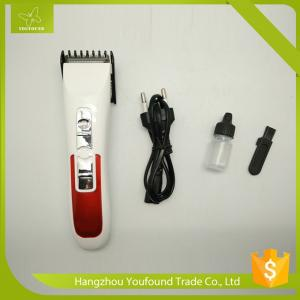 KM-3003A Cordless Rechargeable Electric Hair Clippers Battery Hair