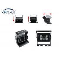 IP67 Video Recording System , Car Reversing Camera IR For Vehicle DVR