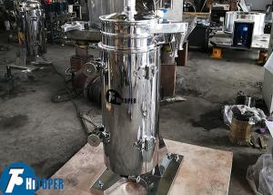 China Tubular Oil Water Centrifuge Separator , Stainless Steel Olive Oil Centrifuge Machine on sale