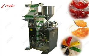 China Fruit Jam Packing Machine Suppliers and Manufacturers in China on sale