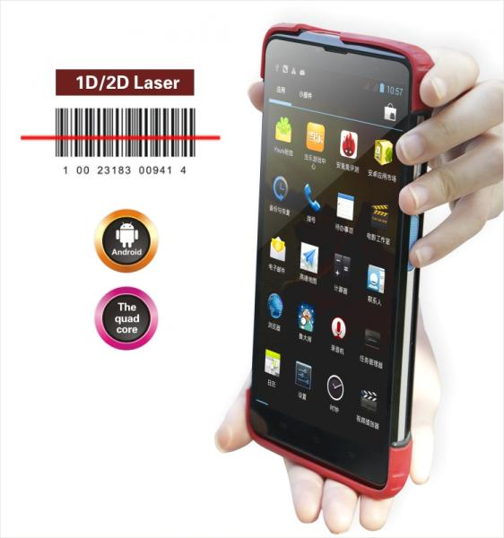 Rugged Tablet Pc With 1d 2d Barcode Scanner