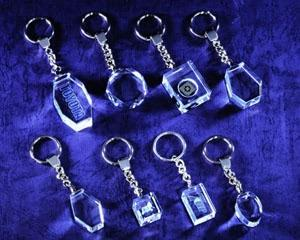 China Beautiful LED Crystal keychain YSK0154 on sale