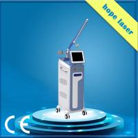 Wind Cooling Fractional Co2 Laser Treatment Equipment For Clinic 0.2mm Spot Size