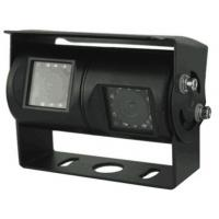 Wdm Dual Lens Bus Rearview Camera for Truck, Airport Vehicle and Heavy Equipment