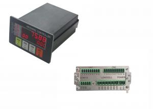 China Digital Ration Packing Controller , Weighing And Totalizer Meter For Packaging Scale on sale