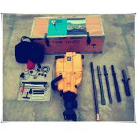 YN27C portable rock drilling with gasoline