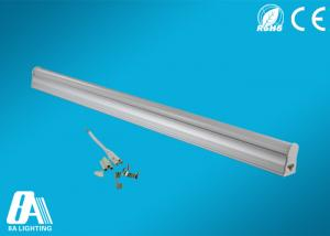 China 8 Watts T5 LED Tube Lighting Warm White Aluminum Material PC Cover on sale