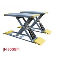 China Industrial Vehicle Scissor Lift Height 1000mm Easy Installation Table Width 510mm on sale