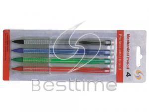 China Transparent blue 0.7mm Mechanical Pencils  writing enjoyable and smothing MT5046 on sale
