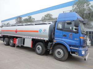 China factory sale best price FOTON AUMAN 8*4 30CBM fuel tanker truck, HOT SALE! FOTON AUMAN 30,000Liters oil tank truck on sale