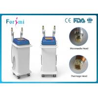 5MHZ Fractional RF Microneedle Machine with thermagic RF needle and microneedles