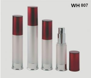 Quality 15ml 20ml slim cosmetic bottle for sale