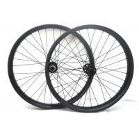 Deep Groove 26 Fat Spoke Wheel, Custom Fat Bike Tubeless Wheelset65MM Width