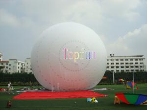 China PVC / Oxford Inflatable Balloon For Outdoor Promotion / Inflatable Human Balloon Custom on sale