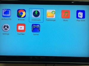 China newest arabic IPTV box LGR V8 with free channel on sale