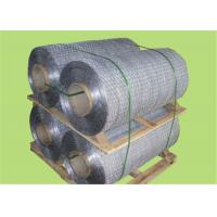 China Hot galvanized Stucco netting 36in x 150ft for rock wool or glass wool , 1in mesh on sale