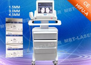 China Professional Hifu Machine Ultrasonic Face Lift Machine Home 7MHz on sale