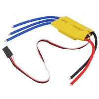 1.5A/5V BEC 30A ESC Brushless Motor Speed Controller For RC Toys Yellow