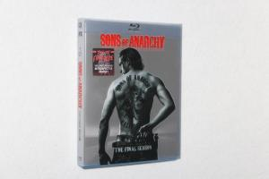 China Hot selling blu ray dvd,Sons of Anarchy Season 7 blue ray dvd ,free shipping on sale